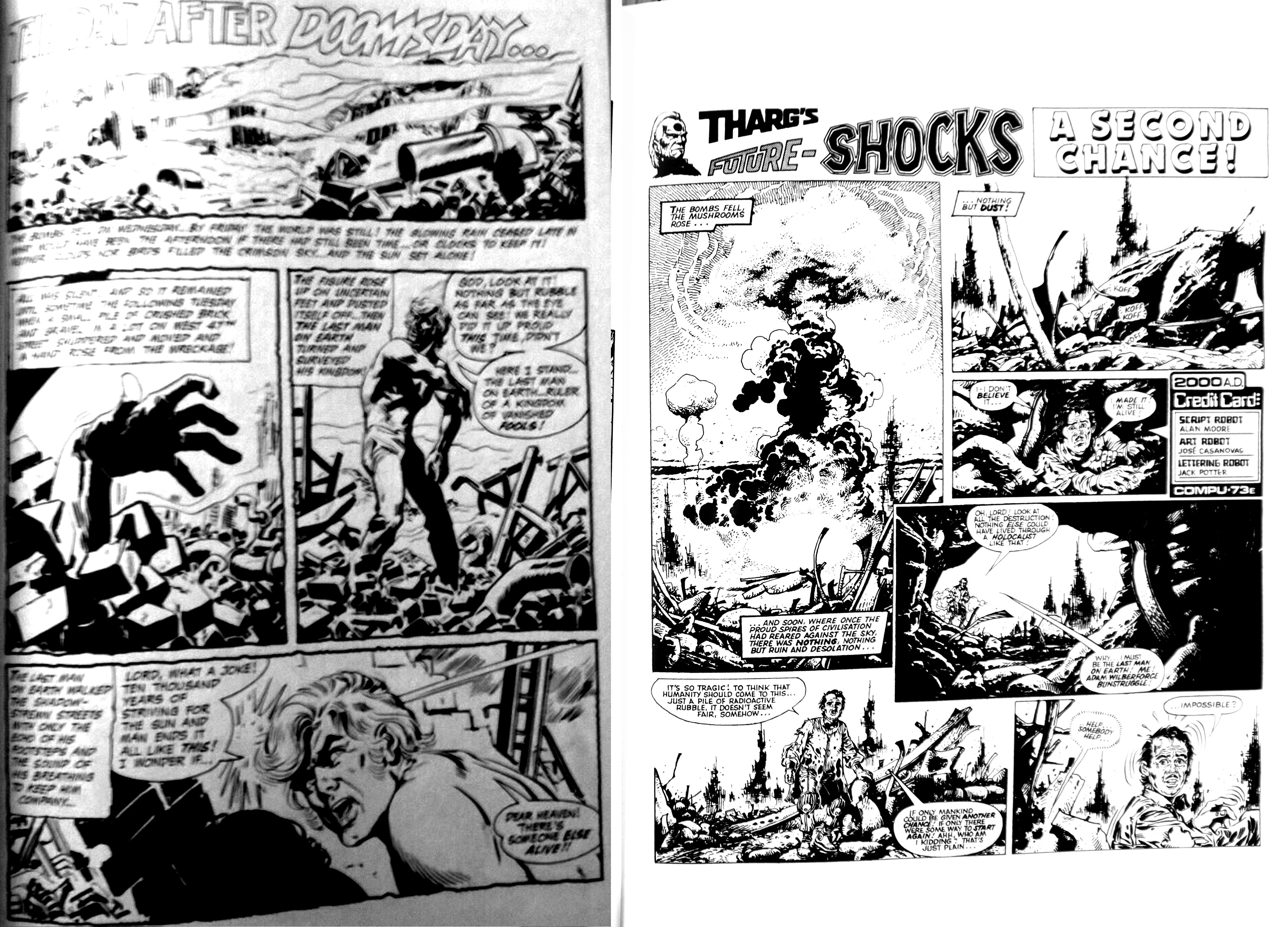 In Analysis: Alan Moore's Future Shocks Part I – Monty Nero